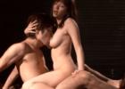 小田切ジュン/麻美ゆま/360度全方位!巨乳美女とイケメンの騎乗位エッチ♡